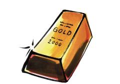 Symbol für das Gold Show Package