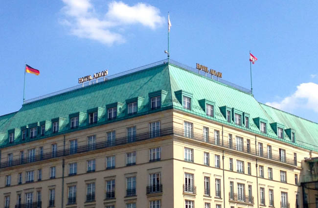 Bild des Hotels Adlon in Berlin