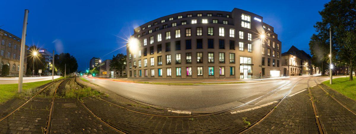 Das Neue KPMG Gebäude in Hannover