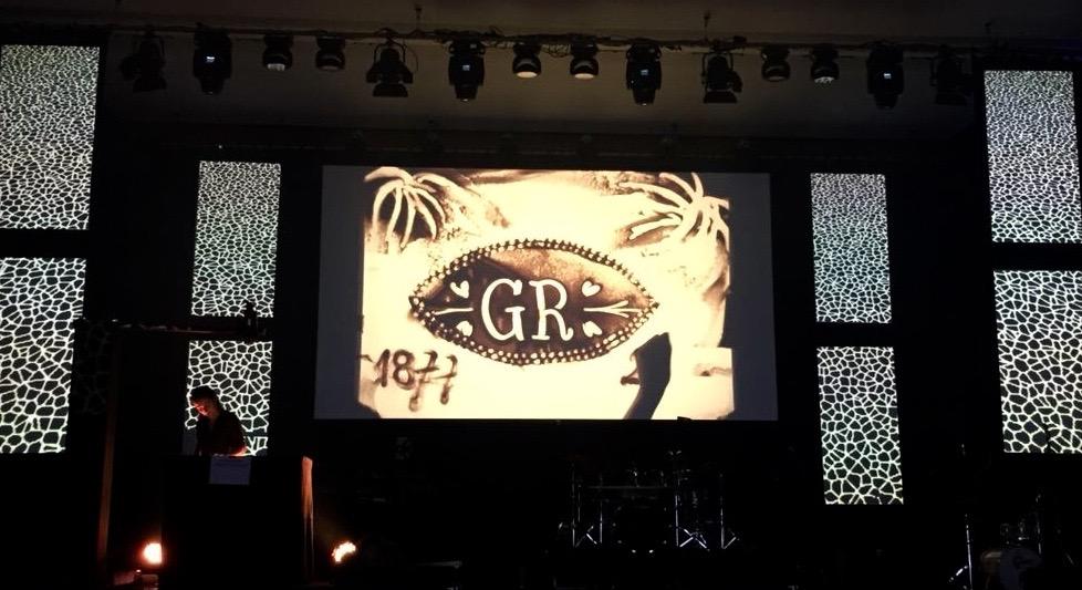 Altes G.RAU Logo