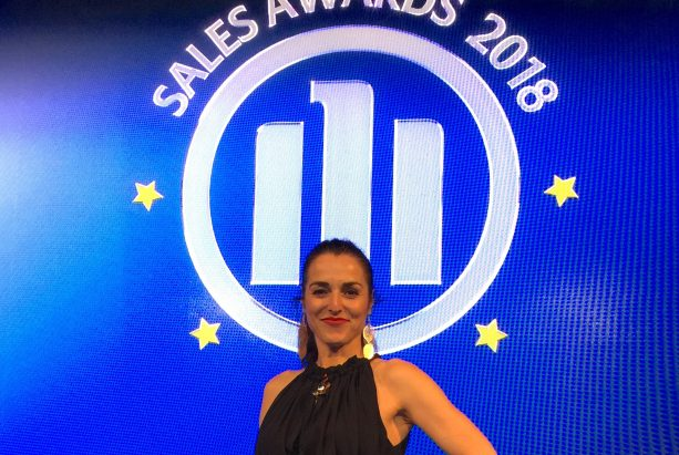Allianz Sales Award - Sandmalerei Frauke Menger