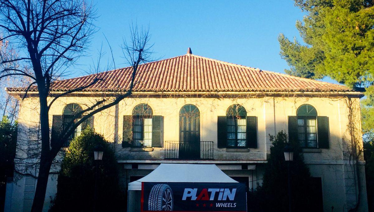 Finca in Madrid für Reifen 1+ Event